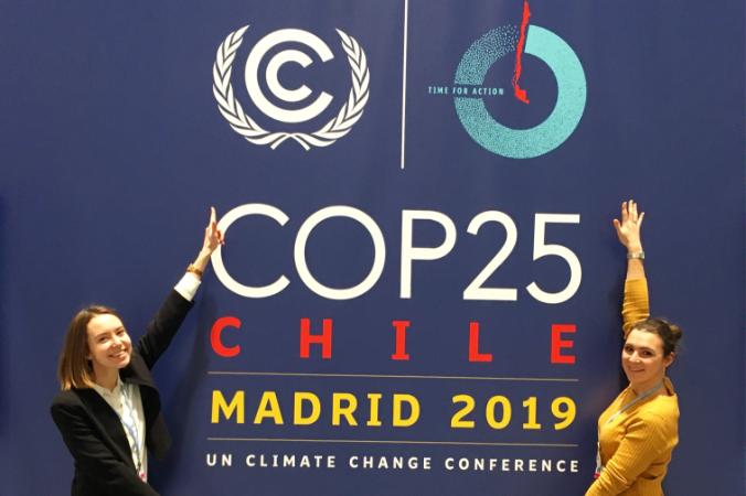 Être jeune délégué.e et représenter son pays dans les négociations climatiques