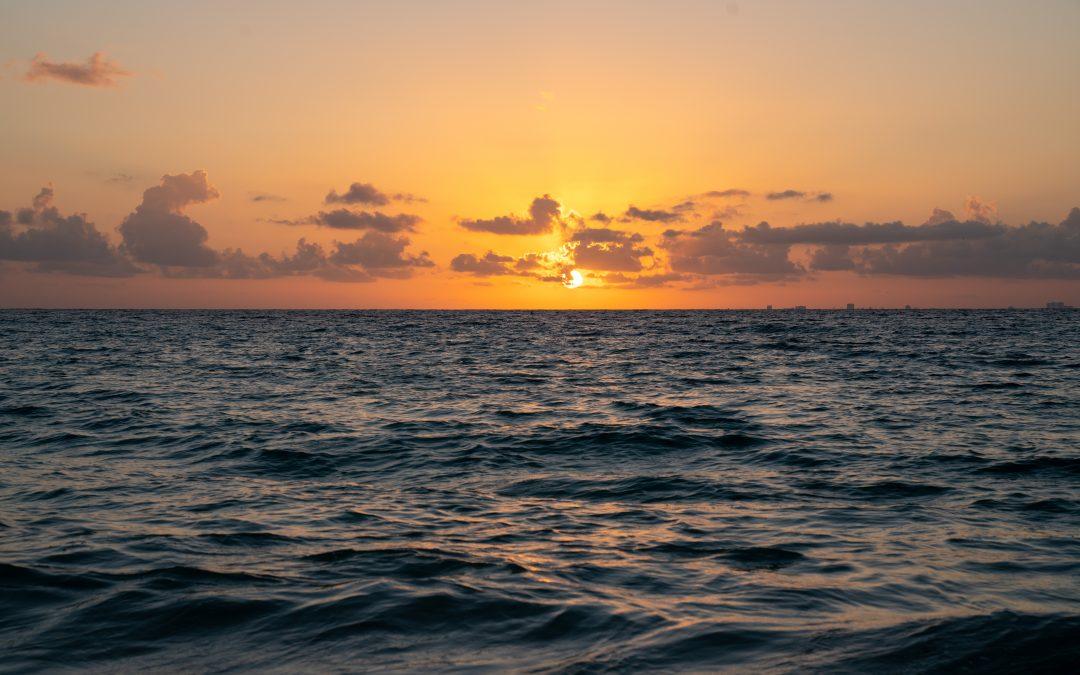 Les océans : régulateurs du climat jusqu'à quand ?